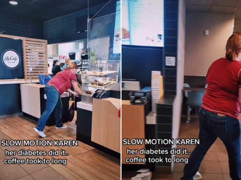 Woman trashes McDonald's because her coffee order took too long